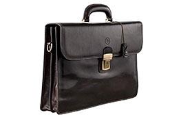 Refined briefcase